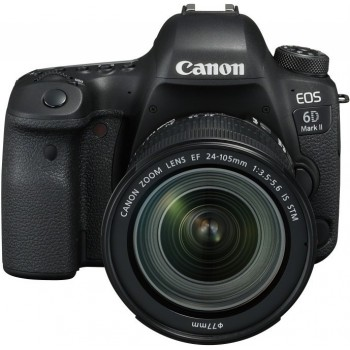 CANON EOS 6D MARK II +...