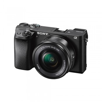 Sony Alpha 6300 + 16-50