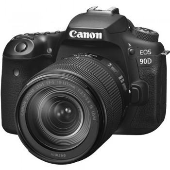 CANON EOS 90D + 18-135...