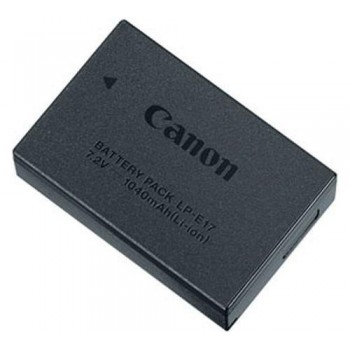 CANON BATTERIE LP-E17...