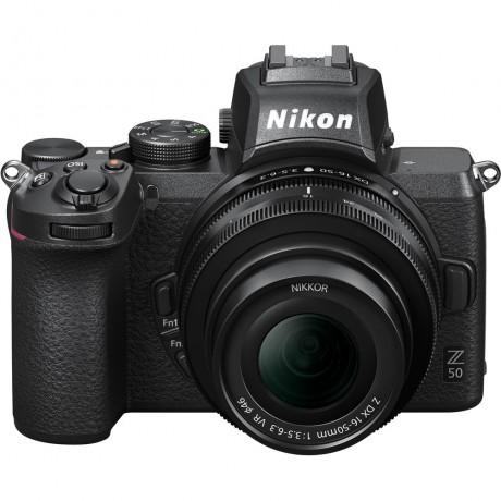 NIKON Z50 + 16-50 F/3.5-6.3 DX