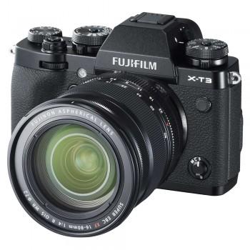 FUJI X-T3 NOIR + XF 16-80...