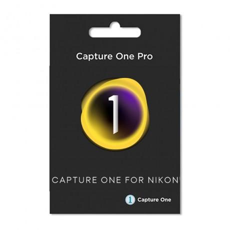 CAPTURE ONE (pour les boitiers Nikon)