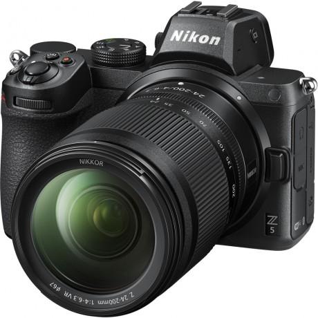 NIKON Z5 + 24-200 F/4-6.3 VR