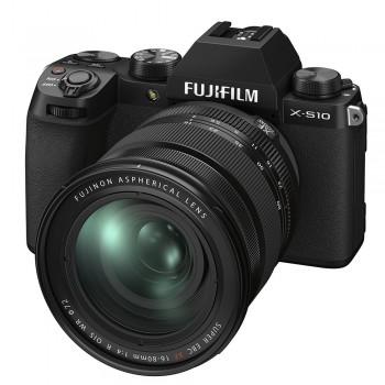 FUJI X-S10 NOIR + XF 16-80...