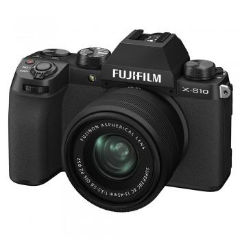 FUJI X-S10 NOIR + XC 15-45...