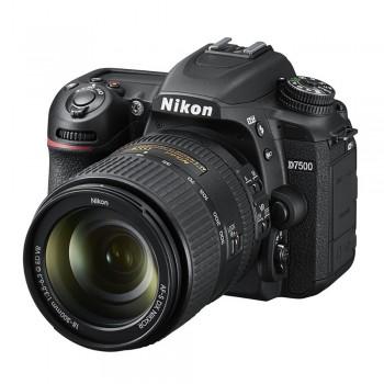 NIKON D7500 + AF-S 18-300...