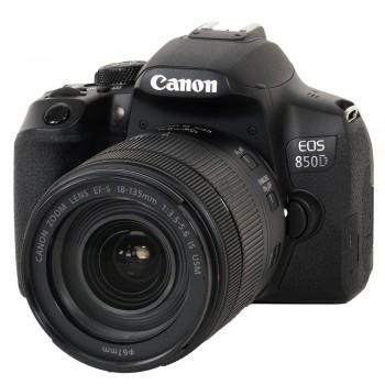 CANON EOS 850D + 18-135...