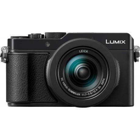 Panasonic Lumix LX100 Mark II Noir